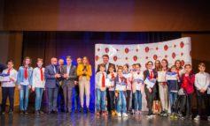 FOTO: 145 de elevi merituoși ai Sebeșului și 79 de cadre didactice, premiați cu ocazia Zilei Mondiale a Educației