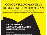 JOI: Colocviul Romanului Românesc Contemporan la Alba Iulia