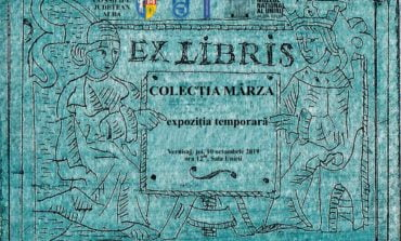 JOI: Expoziția temporară Ex-libris colecția Mârza la Muzeul Unirii din Alba Iulia