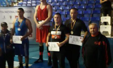 FOTO: CS Unirea Alba Iulia – argint și bronz la Campionatul Național de Box