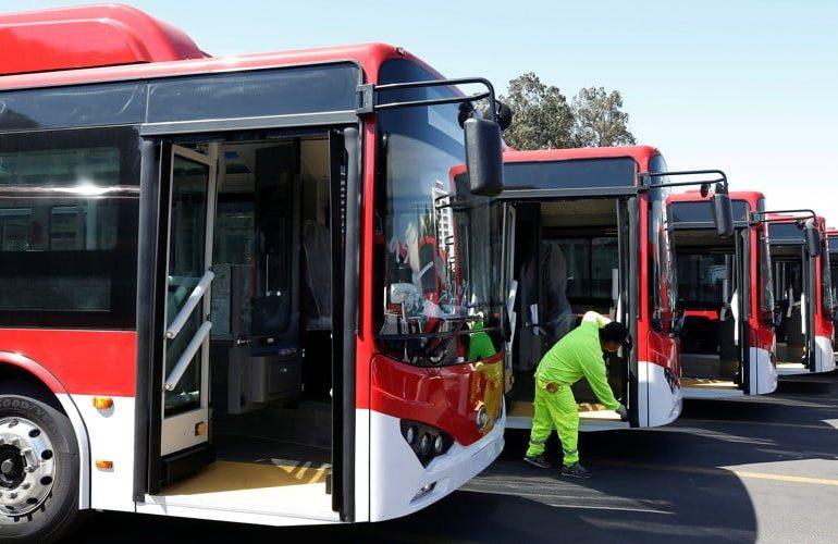 Activitatea de transport public pe raza Municipiului Sebeș