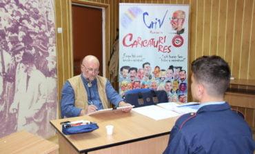 Vineri: Caricaturile a peste 400 de elevi militari, realizate cu ocazia Centenarului colegiului, vor fi prezentate în cadrul unei expoziţii