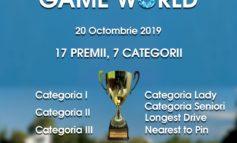 """Game World sponsorizează Cupa Membrilor la Golf Club """"Paul Tomiță"""""""