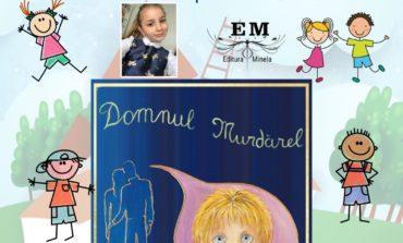 Vineri: Micuța scriitoare Eva Anastasia Maria Curea din Cugir, lansează public prima ei carte, Domnul Murdărel