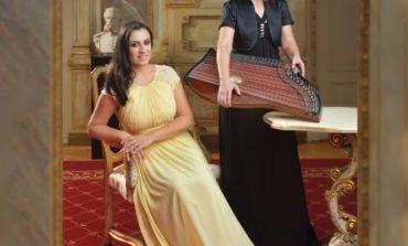 """11-22 octombrie: Turneul STARS IN THE SKY / """"STELELE-N CER"""" cu RODICA VICA (soprană) și BARBARA LAISTER- EBNER (țiteră)"""