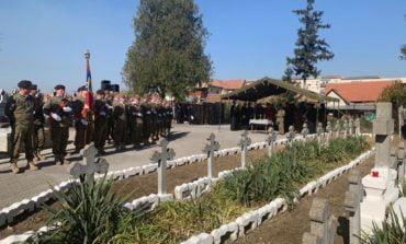 FOTO: Ziua Armatei Române, marcată într-un cadru solemn la Sebeș