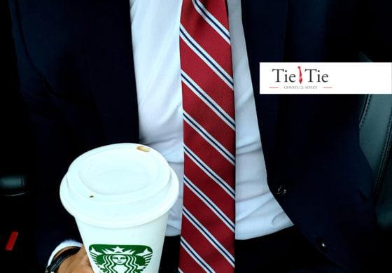 Cumperi o cravată, faci un copil fericit la Tie-Tie din Alba Iulia