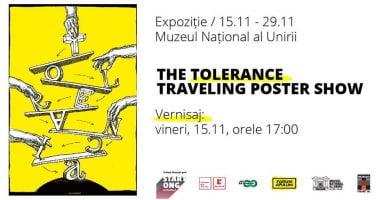 """Vineri: Expoziție de afișe cu tema """"Tolerance"""" la Muzeul Unirii"""