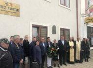 Moment solemn dedicat aniversării celor 101 ani scurși de la convocarea Marii Adunări Naționale de la Alba Iulia