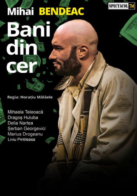 ASTĂZI: Averse de Bani din cer aduse de Mihai Bendeac în Alba Iulia