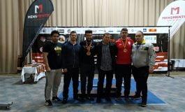 Primele locuri pentru sportivii de la CS Unirea Alba Iulia la Campionatul Național de Powerlifting Împins din Culcat