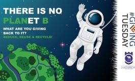 Evenimentul #GivingTuesdayUAB: UAB dăruiește pentru Planetă