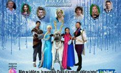 """4 decembrie: """"Frozen, regatul înghețat"""", un musical de excepție găzduit de Centrul Cultural """"Lucian Blaga"""" Sebeș"""