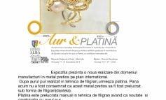 """Marți: Expoziția """"Aur de Platină"""", la Muzeul Unirii din Alba Iulia"""