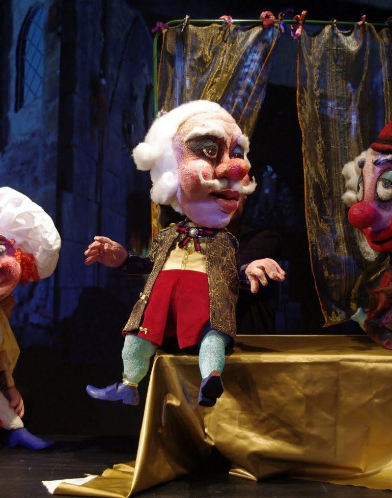 """Teatrul de Păpuși """"Prichindel"""" va prezenta  în curând un nou spectacol"""