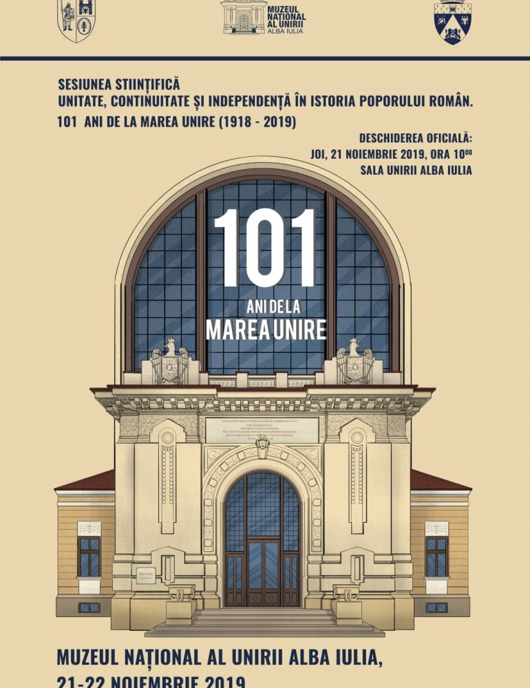 JOI: Deschiderea oficială a Sesiunii Ştiinţifice a Muzeului Naţional al Unirii Alba Iulia