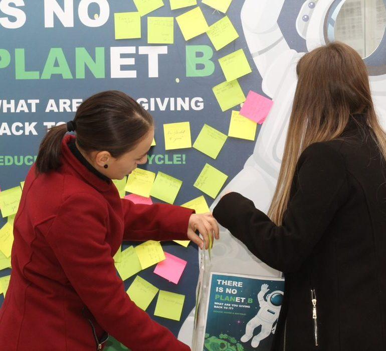 UAB #puneinimă pentru Planetă