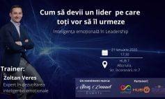 21 ianuarie: Workshop susținut de Zoltan Veres în Alba Iulia