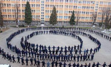 Ziua Unirii Principatelor Române, 24 ianuarie, sărbătorită de elevii militari