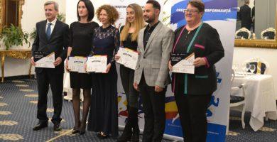 CS Unirea Alba Iulia și-a premiat cei mai buni antrenori și sportivi în cadrul Galei Laureaților Sportului