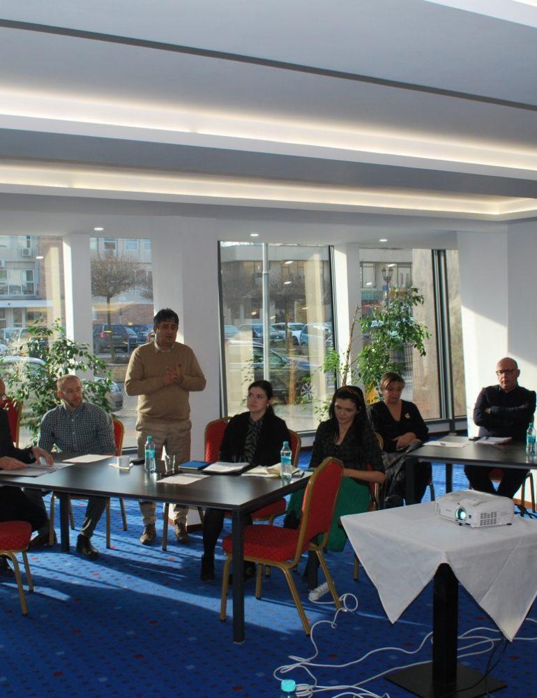 """Primul Workshop Regional proiect S3UNICA """"Specializare inteligentă pentru campusuri universitare"""""""