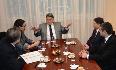 Cu sprijinul Ambasadei Române din Berlin, Regiunea Centru va prezenta partenerilor germani oportunitățile de dezvoltare economică