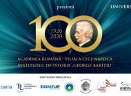 """Centrul Cultural """"Lucian Blaga"""" Sebeș, parte a aniversării Centenarului Institutului de Istorie """"George Barițiu"""" Cluj Napoca"""