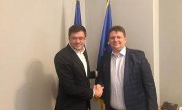 Primarul Dorin Nistor a avut întâlniri de lucru cu miniștrii mediului și dezvoltării. Se anunță proiecte importante pentru Sebeș