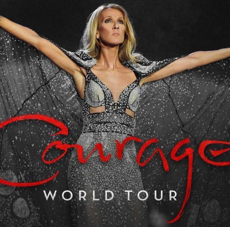 Celine Dion vine pentru prima dată în România în 29 iulie, parte din turneul COURAGE WORLD TOUR