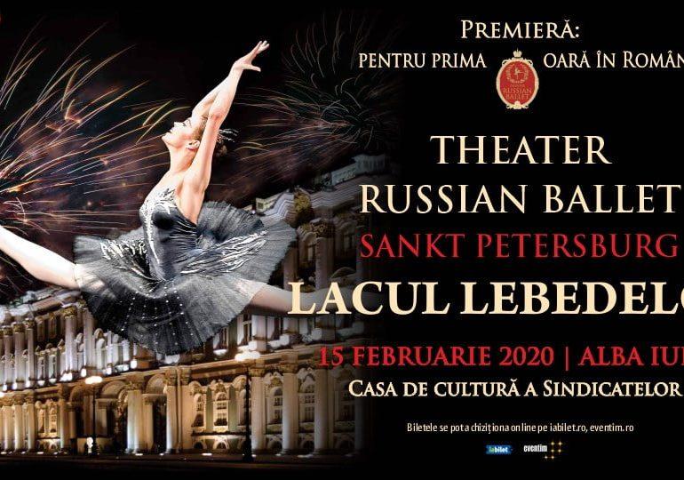 Sâmbătă: Povestea lebedelor în miez de iarnă ajunge și la Alba Iulia