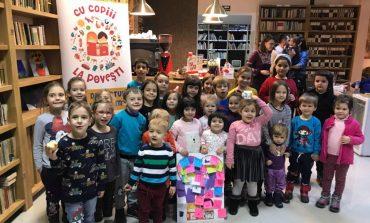 Ziua Internațională a Cititului Împreună, marcată la Alba Iulia