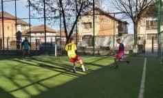Locul II pentru echipa de fotbal a colegiului militar, la Olimpiada Națională a Sportului Școlar