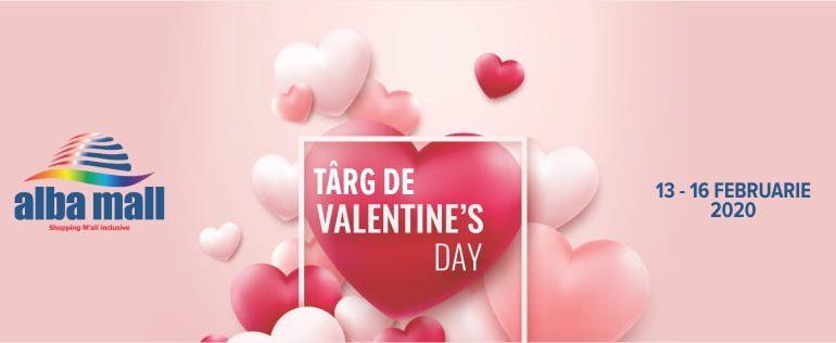 13 – 16 februarie: Multe dovezi de dragoste, ideale pentru a-i surprinde pe cei dragi la Târgul de Valentine`s Day la Alba Mall