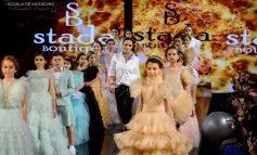 Experiență extraordinară pentru Școala Cleopatra Popescu pe catwalk-urile New Fashion Week