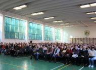 Ședința cu părinții elevilor din clasele a X-a și a XI-a, la Colegiul Militar din Alba Iulia