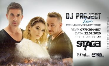 Sâmbătă: Turneul Național Dj Project 20 de ani, ajunge în Club Stage din Alba Iulia