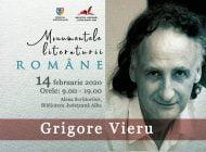 Vineri: 85 de ani de la nașterea scriitorului Grigore Vieru