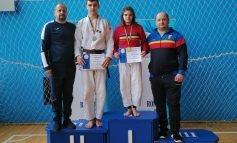 Aur și argint pentru CS Unirea Alba Iulia, la Campionatul Național de Judo U18
