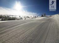 Sezonul de schi continuă pe pârtiile de la Domeniul Schiabil Șureanu