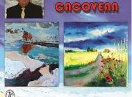 Luni: Expoziție de pictură semnată de Ioan Victor Cacoveanu, la Asociaţia dr. Szász Pál Aiud