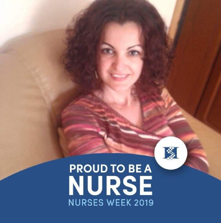"""Marcela Vîlcan, asistenta șefă a Secției de Boli Infecțioase a Spitalului Județean: """"Împărtășesc cu toți o experiență în speranța că veți înțelege…"""""""