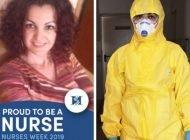 Mesajul emoţionant al pacientei din Alba vindecate de coronavirus către asistenta care a îngrijit-o