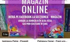 Magazin online de cărți la Flori de mac Books & Coffee
