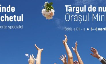 """În weekend: Târgul de nunţi """"Orașul Mirilor"""", la Alba Mall. Cele mai bune oferte pentru cea mai specială zi"""