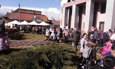 Târgul de mărțișor de la Sebeș, sărbătoare a primăverii și a bucuriei