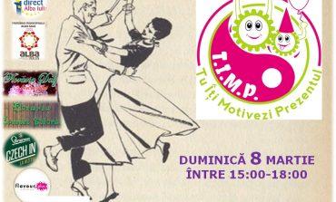 """Duminică: """"Doamnă, dansați?"""", pe străzile din Alba Iulia"""