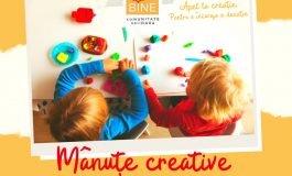 Campanie creativă și veselă pentru copii lansată de Zile de bine Alba