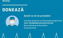 Spitalul de Pneumoftiziologie Aiud are nevoie de ajutorul comunității locale