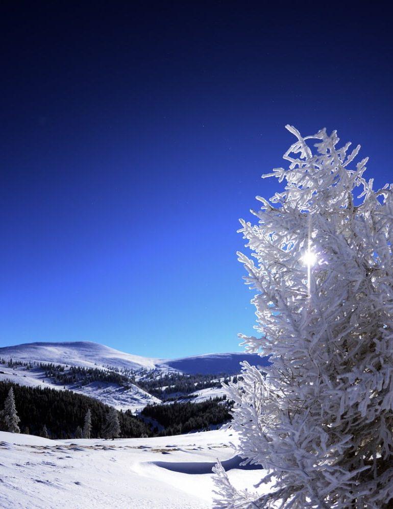 Iarna, la Șureanu, continuă cu intensitate chiar dacă suntem în martie