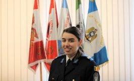 Dublă calificare la etapa națională a olimpiadelor pentru eleva sergent Alexandra Costache